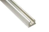 51-2150 Kederschiene aus Aluminium für Keder bis 8,3mm