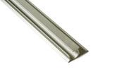 51-2155 aus Aluminium für Keder bis 9mm