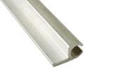 51-2157 aus Aluminium für Keder bis 14mm