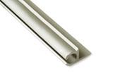51-2157a aus Aluminium für Keder bis 8,5mm eloxiert