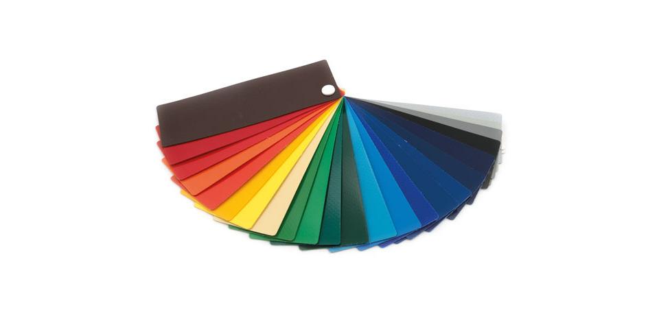 PVC-coated fabrics